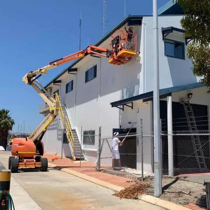 Commercial Painting Seascapes Mandurah