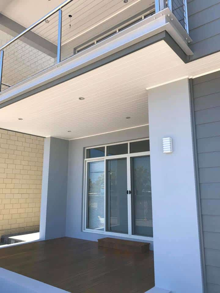Seascapes Painting Mandurah - External Painting
